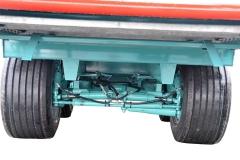 COMPLEMENTAIRE Balancier suiveur avec blocage hydraulique