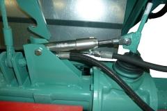 COMPLEMENTAIRE Embrayage hydraulique de la coupe par 1 vérin