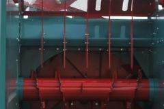 COMPLEMENTAIRE Hérisson démêleur hydraulique avec peigne régulateur fixe
