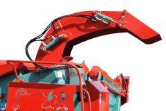 COMPLEMENTAIRE Kit hydraulique mono goulotte orientable à 300°