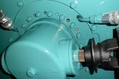 DE SERIE Réducteur renvoi d'angle à bain d'huile