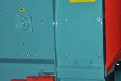 Enveloppe-de-turbine-Entraînementy-du-tapis