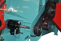 Embrayage multi disques à bain d'huile
